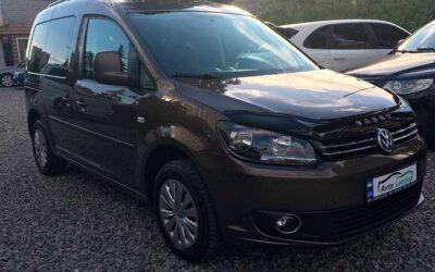 Volkswagen Caddy 2014 (9)